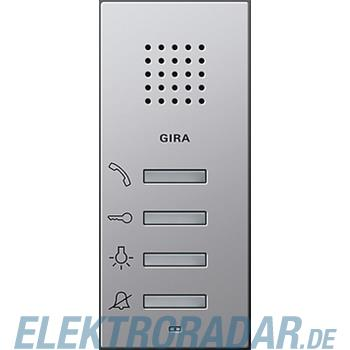 Gira Wohnungstation alu 1250203