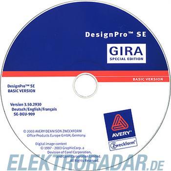 Gira Beschriftungssoftware 142300