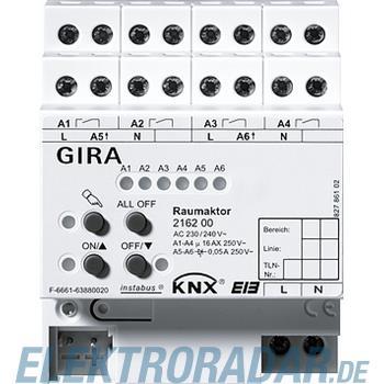 Gira Raumaktor KNX/EIB REG 216200