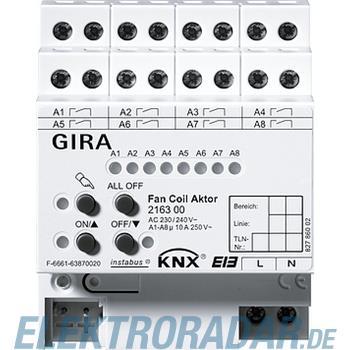 Gira Fan Coil Aktor KNX/EIB REG 216300