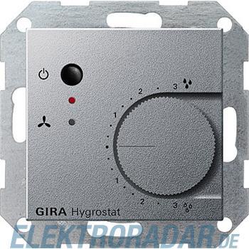 Gira Hygrostat alu 226526