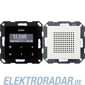 Gira Unterputz-Radio RDS 228027