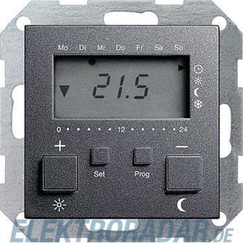 Gira RT-Regler 230 V mit Uhr 237028