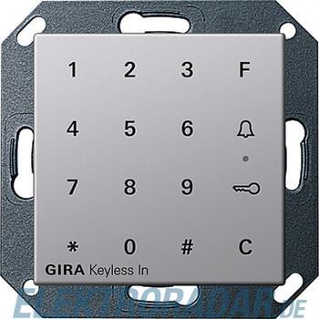 Gira Code Tastatur alu 2605203