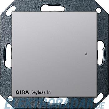 Gira Transponder alu 2606203