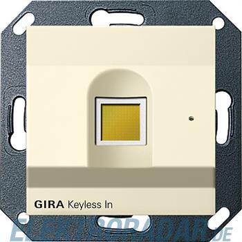 Gira Fingerprint cws-gl 260701