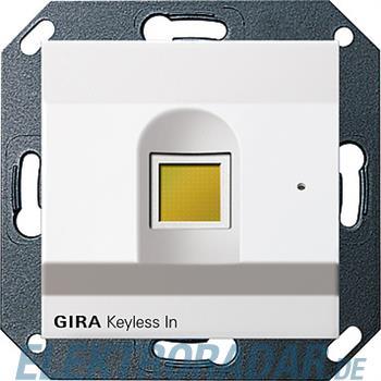 Gira Fingerprint rws-gl 260703