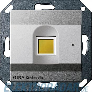 Gira Fingerprint alu 260726
