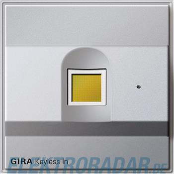 Gira Fingerprint alu 260765