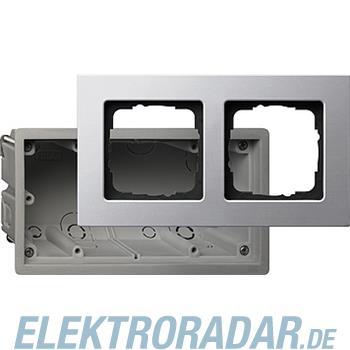 Gira EB-Gerätedose alu 2882203