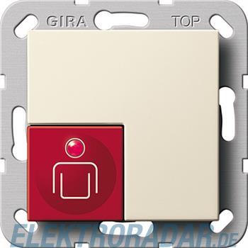Gira Ruftaster System 55 Cremew 290001