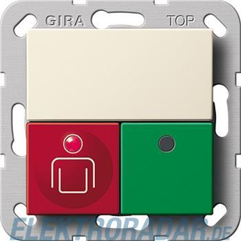 Gira Ruf-/Anwesenheitstaster Sy 290201