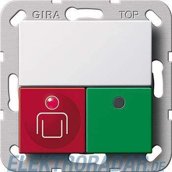 Gira Ruf-/Anwesenheitstaster Sy 290203