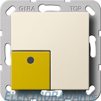 Gira Anwesenheitstaster gelb Sy 291001