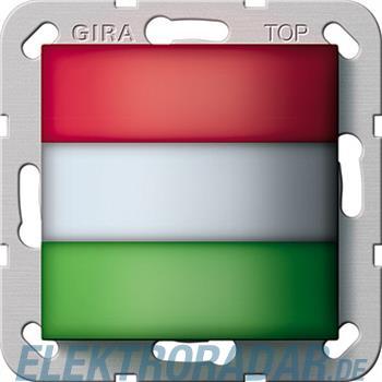 Gira Zimmersignalleuchte Rot, W 294200