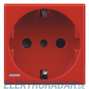 Legrand H4140R Steckdose italienisch 2-polig+E 10A 250VAC, Schrau