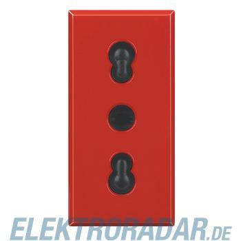 Legrand H4180R Steckdose 2-polig+E 10/16A 250V AC Kinderschutz, S