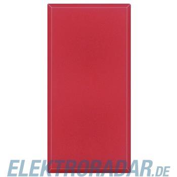 Legrand H4371R/24 Lichtsignal mit integrierten LEDs 1 Leuchtfeld rot