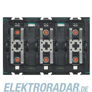 Legrand H4652/3 Tastsensor 3-fach, zur Ansteuerung von drei Aktore