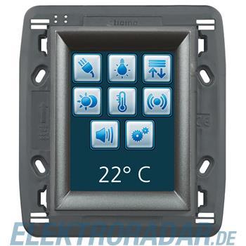 Legrand H4684 Farb Touch Screen zur zentralen Steuerung sämtlich