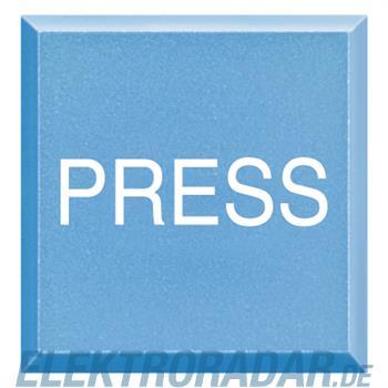 Legrand H4920LS Austauschbare beleuchtbare blaue Abdeckung HC/D/S4