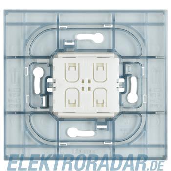 Legrand HA4572SB Flacher Funk-Wandsender zu komplettierenmit 1-modu