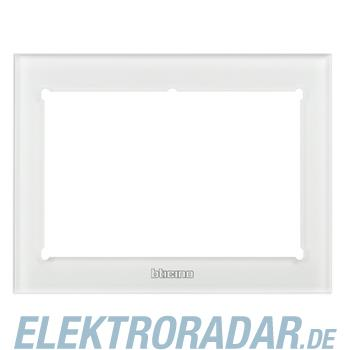 Legrand HA4690VBB Rahmen für Multimedia-Touchscreen WhiteGlass