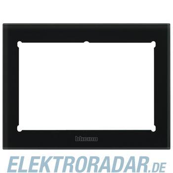 Legrand HA4690VNB Rahmen für Multimedia-Touchscreen Nighter