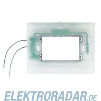 Legrand HA4703X Tragring beleuchtet 3-modulig für rechteckige Abde