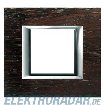Legrand HA4802LWE Rahmen rechteckig 2 Module Echtholz Wenge