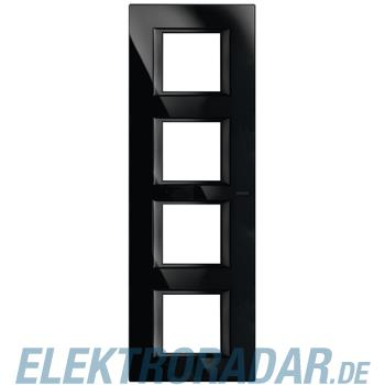 Legrand HA4802M4VNB Nighter Abdeckrahmen 4x2 Module
