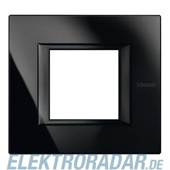 Legrand HA4802VNB Nighter Abdeckrahmen 2 Module