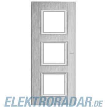 Legrand HA4802/3CR Rahmen rechteckig 3x2 Module Chrom, gebürstet