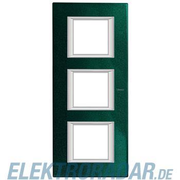 Legrand HA4802/3VS Rahmen rechteckig 3x2 Module Sevresgrün