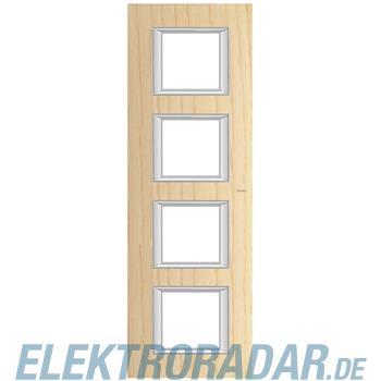 Legrand HA4802/4LFR Rahmen rechteckig 4x2 Module Echtholz Esche