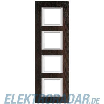 Legrand HA4802/4LWE Rahmen rechteckig 4x2 Module Echtholz Wenge