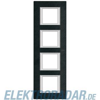Legrand HA4802/4RLV Rahmen rechteckig 4x2 Module Schiefer
