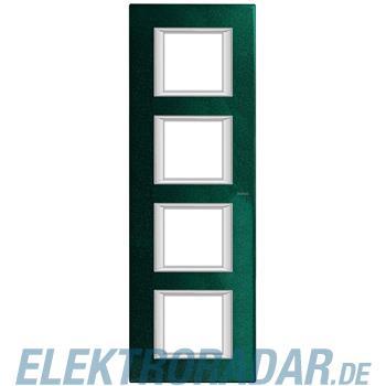 Legrand HA4802/4VS Rahmen rechteckig 4x2 Module Sevresgrün
