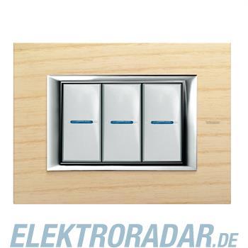 Legrand HA4803LFR Rahmen rechteckig 3 Module Kompaktinstallation Ech