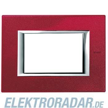 Legrand HA4803RC Rahmen rechteckig 3 Module Kompaktinstallation Chi