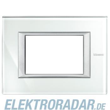 Legrand HA4803VSW Whice Abdeckrahmen 3 Module