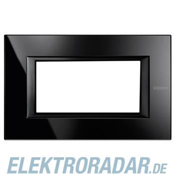 Legrand HA4804VNB Nighter Abdeckrahmen 4 Module