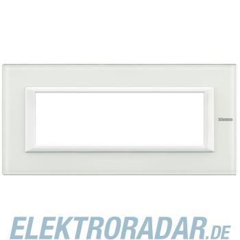 Legrand HA4806VBB Rahmen rechteckig 6 Module Kompaktinstallation Whi