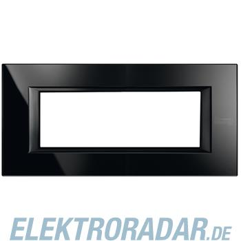Legrand HA4806VNB Nighter Abdeckrahmen 6 Module