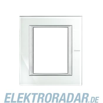 Legrand HA4826VSW Whice Abdeckrahmen 2x3 Module