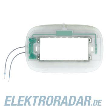 Legrand HB4704X Tragring beleuchtet 4-modulig für elliptische Abde