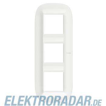 Legrand HB4802M3CGW Rahmen elliptisch 3x2 Mdule White Corian