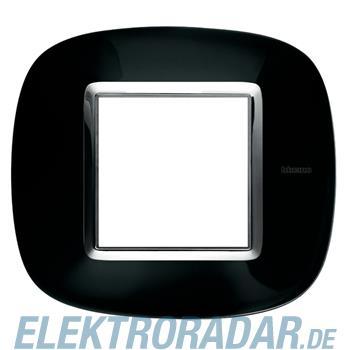 Legrand HB4802OR Rahmen elliptisch 2 Module Gold, glänzend