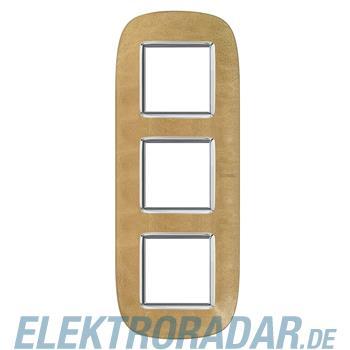 Legrand HB4802/3SLC Rahmen elliptisch 3x2 Module Sand