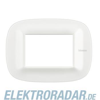 Legrand HB4803CGW Rahmen elliptisch 3 Module Kompaktinstallation Whi